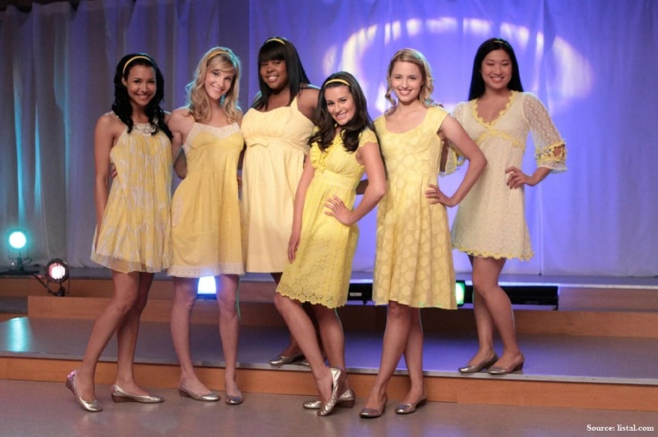 Glee Cast - Halo Walking On Sunshine