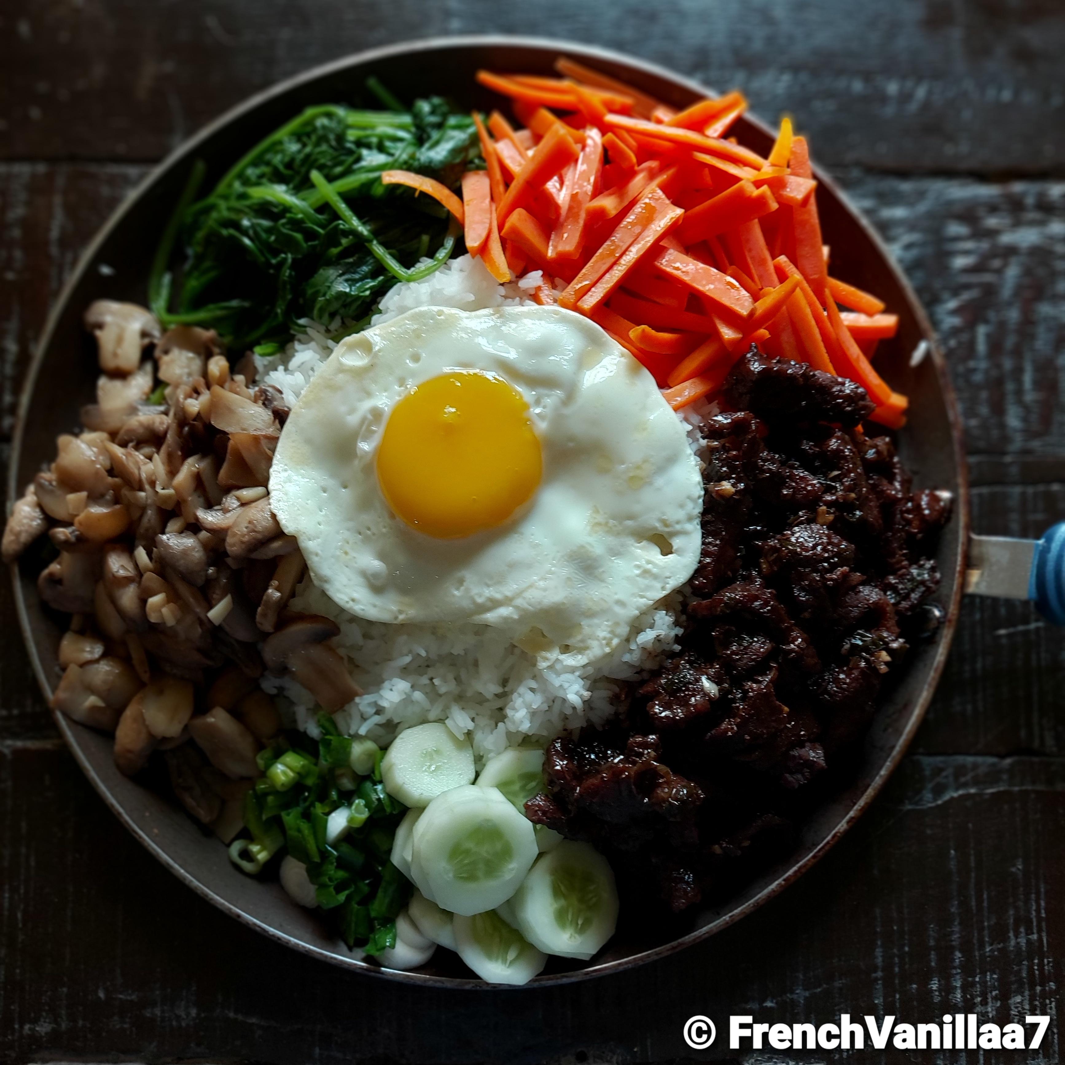 Food Therapy Bibimbap